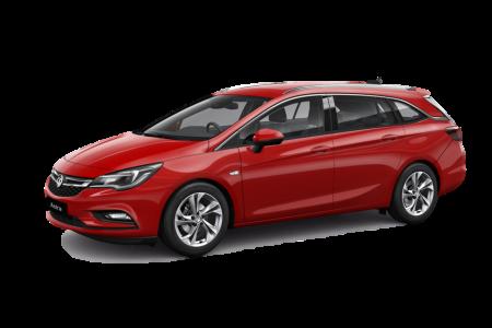 New Vauxhall Astra Sports Tourer