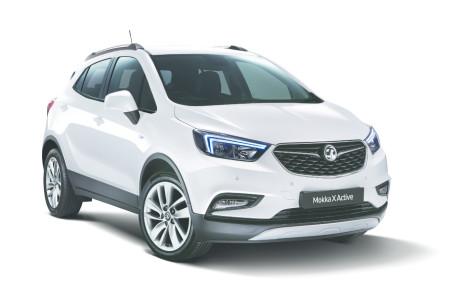New Vauxhall Mokka X