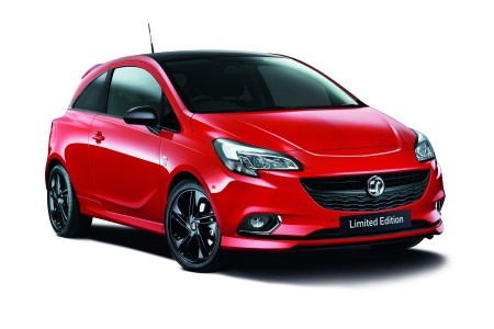 Vauxhall Corsa Limited Edition 3dr