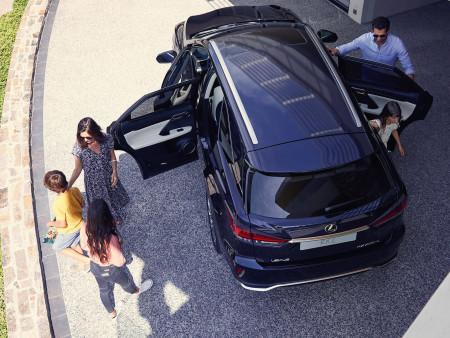 RX L 7 Seat SUV