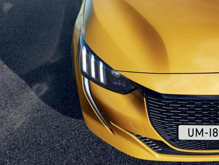 Peugeot 208 Distinctive Design