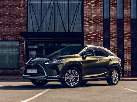 Lexus RX 450 Best Premium Hybrid Car