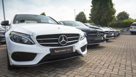 Mercedes Benz Of Northampton Sytner Group Limited