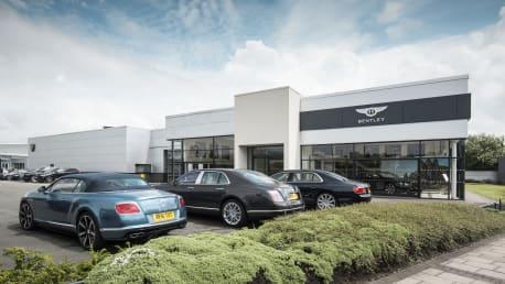 Bentley Birmingham Sytner Group Limited