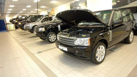 Guy Salmon Land Rover Knutsford Sytner Group Limited