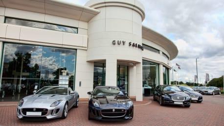 Guy Salmon Jaguar Coventry | Sytner Group Limited