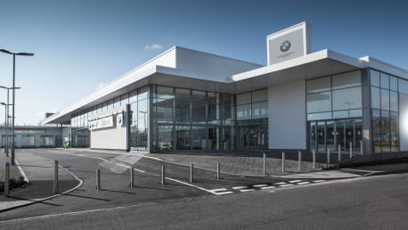 Bmw sytner tamworth