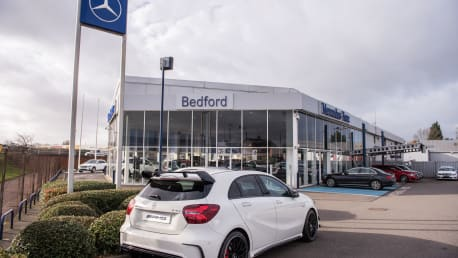 Mercedes Benz Of Bedford | Sytner Group Limited