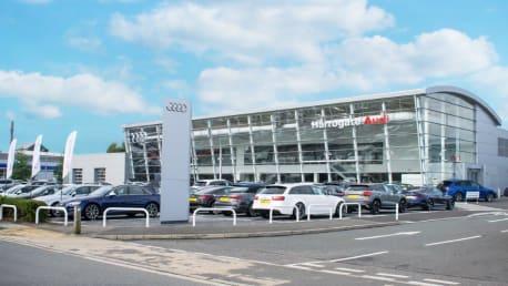 Harrogate Audi Sytner Group Limited - Audi car dealership