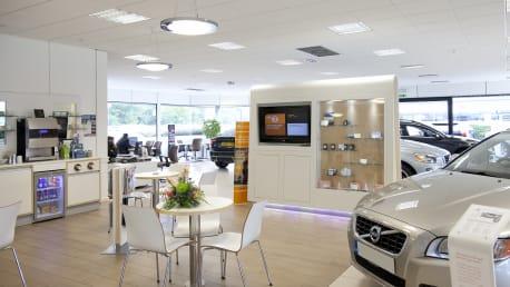 Tollbar Volvo Warwick | Sytner Group Limited
