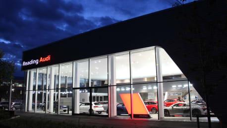 Reading Audi Sytner Group Limited - Audi car dealership