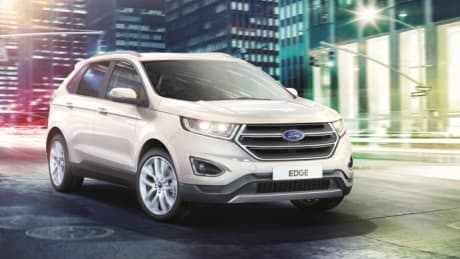 This Model Will Join The Range As The Tallest Longest And Widest Ford Yet It Has A Distinct Suv Style Visible In The Matt Black Underside Protection