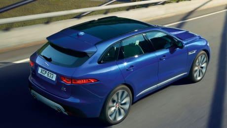 new jaguar f-pace | uae | al tayer motors jaguar
