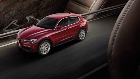 Alfa Romeo Stelvio Business Offer Snows Alfa Romeo