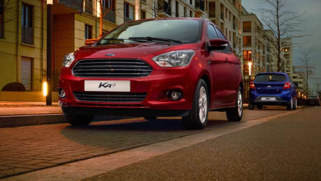 Explore Ford Ka More
