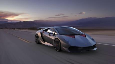 Lamborghini S Most Extreme Concept Cars