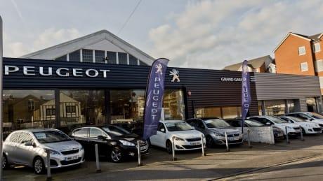 Used Car Dealer | Margate | Grand Garage Peugeot