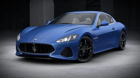The MY18 Maserati GranTurismo is here!