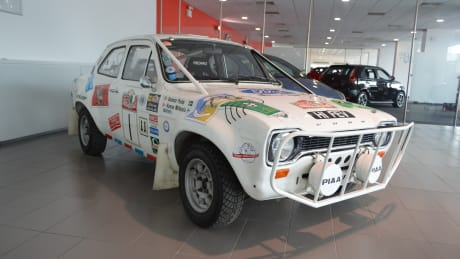 It Kick Started Fords Impressive Rally Teams That Drove The Mk Escort Through The S