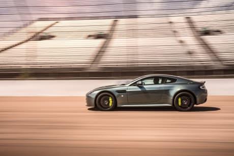 Aston Martin Announce AMR - Aston martin vantage maintenance