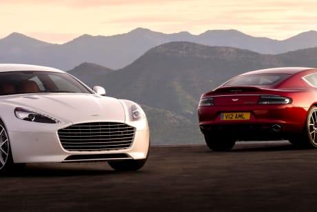 Aston Martin Extended Warranty - Aston martin warranty