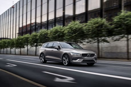Volvo Shines With Double Honours In Uk Car Of The Year Awards