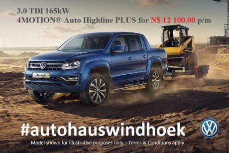 Autohaus Amarok V6 | Namibia | NamAuto