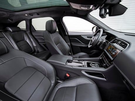 Wonderful F Pace Interior Awesome Design
