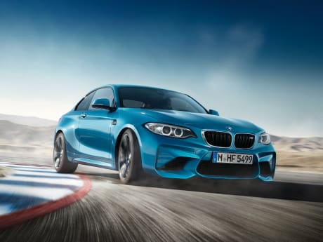 The BMW M2 Coupé Showcases A More Dynamic Design And Delivers A Driving  Experience That Is Pure Adrenaline, Bringing Motor Racing To The Road The  Way Only M ...