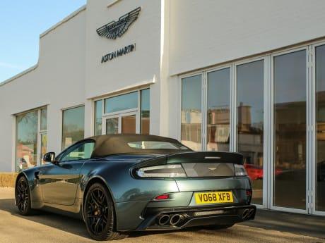 Aston Martin Car Dealer Walton On Thames Surrey Hwm Aston Martin