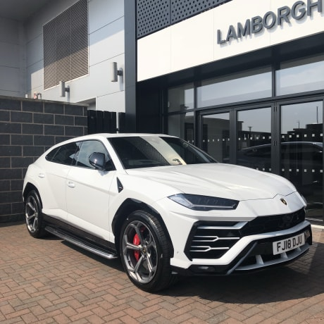 The New Lamborghini Urus Is Here Contact Lamborghini Leicester For