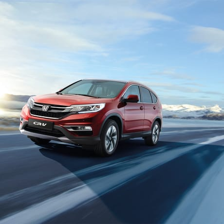 New Honda CRV Offers