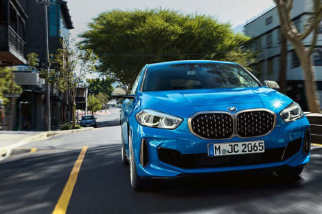 New BMW 1 Series Offer