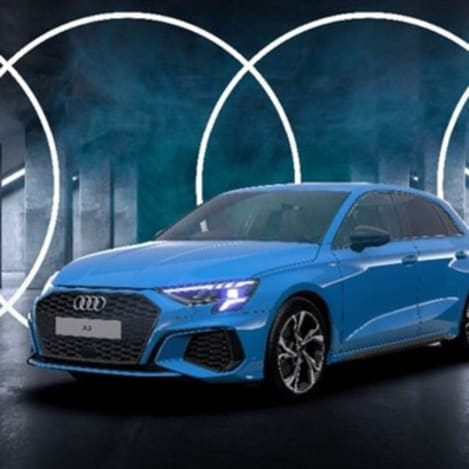 The All-New Audi A3