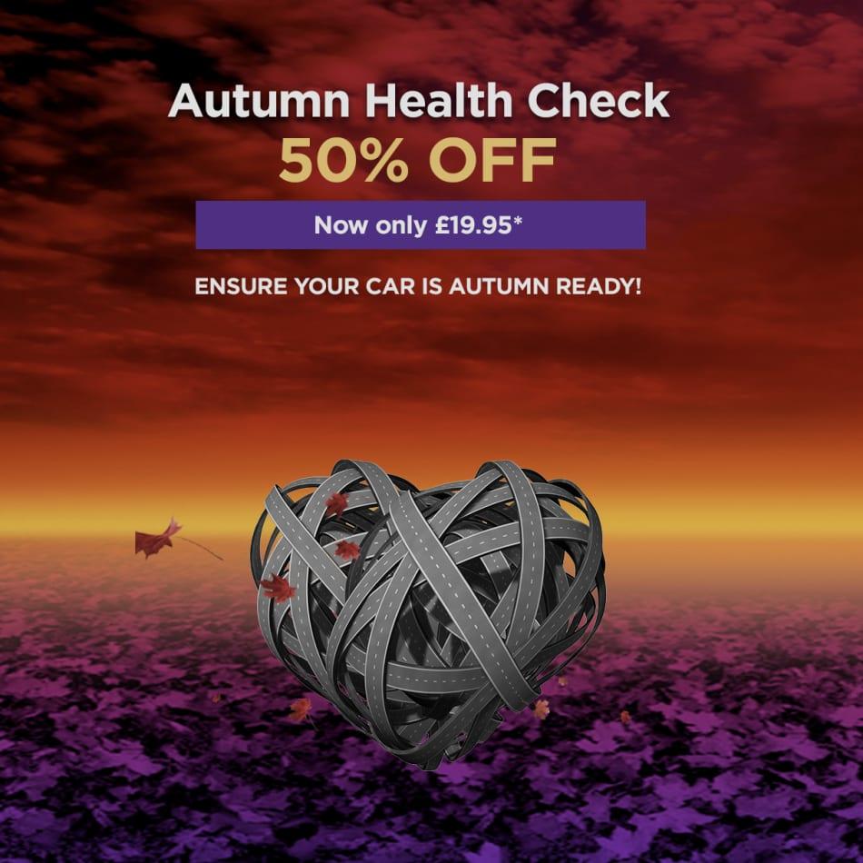 Autumn Health Check