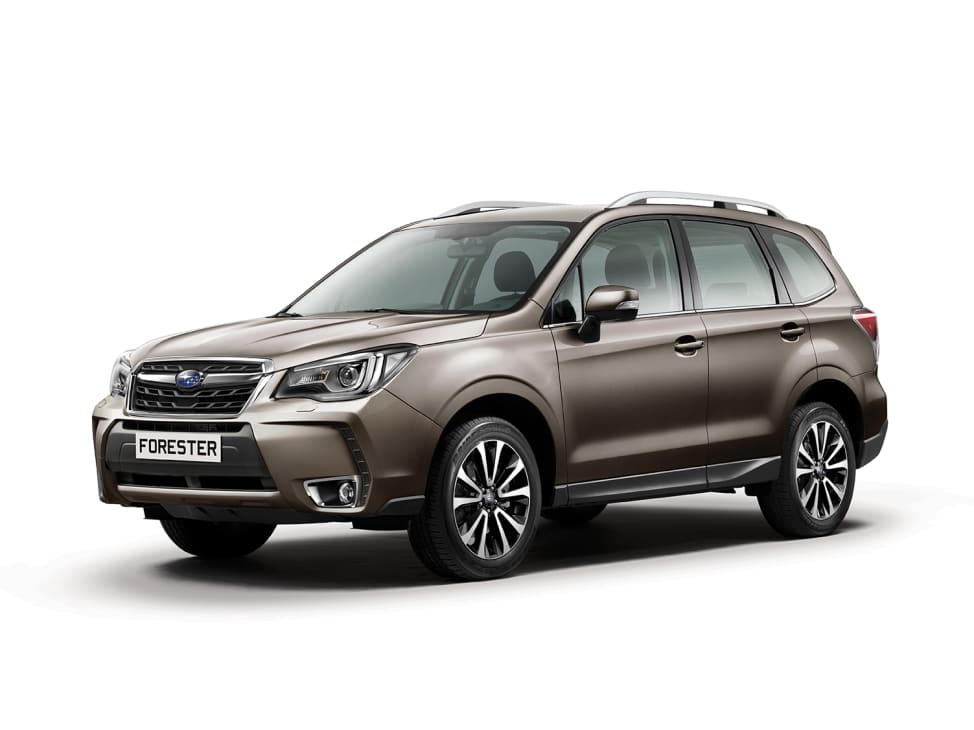 Subaru Forester Available At Maidstone Subaru