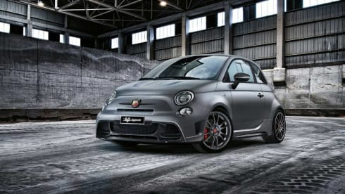 Abarth Dealers | Northern Ireland | Donnelly Group