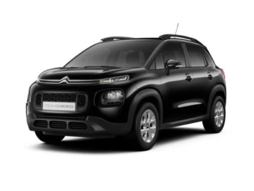 Citroën C3 Aircross Perla Nera Black/ Zwart