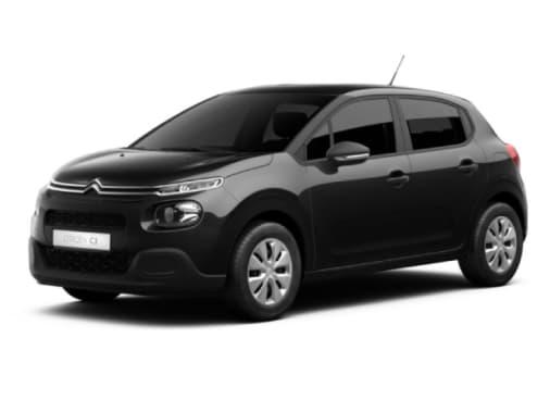 Citroën C3 Perla Nera Black kleur zwart