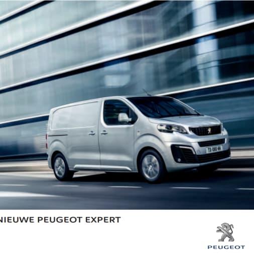 Brochure Peugeot Expert