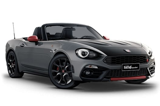 Abarth 124 Spider 1.4 Turbo Multi-Air | Park's Abarth | Park's Motor