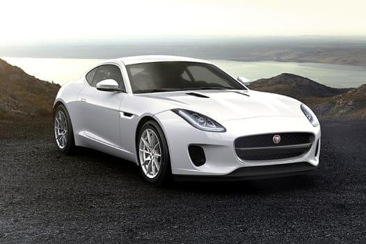 new jaguar f-type coupé offer | jaguar