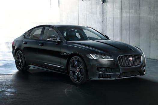Jaguar xe black
