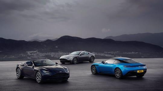 Unveiled at Geneva 2018 | Lancaster Aston Martin