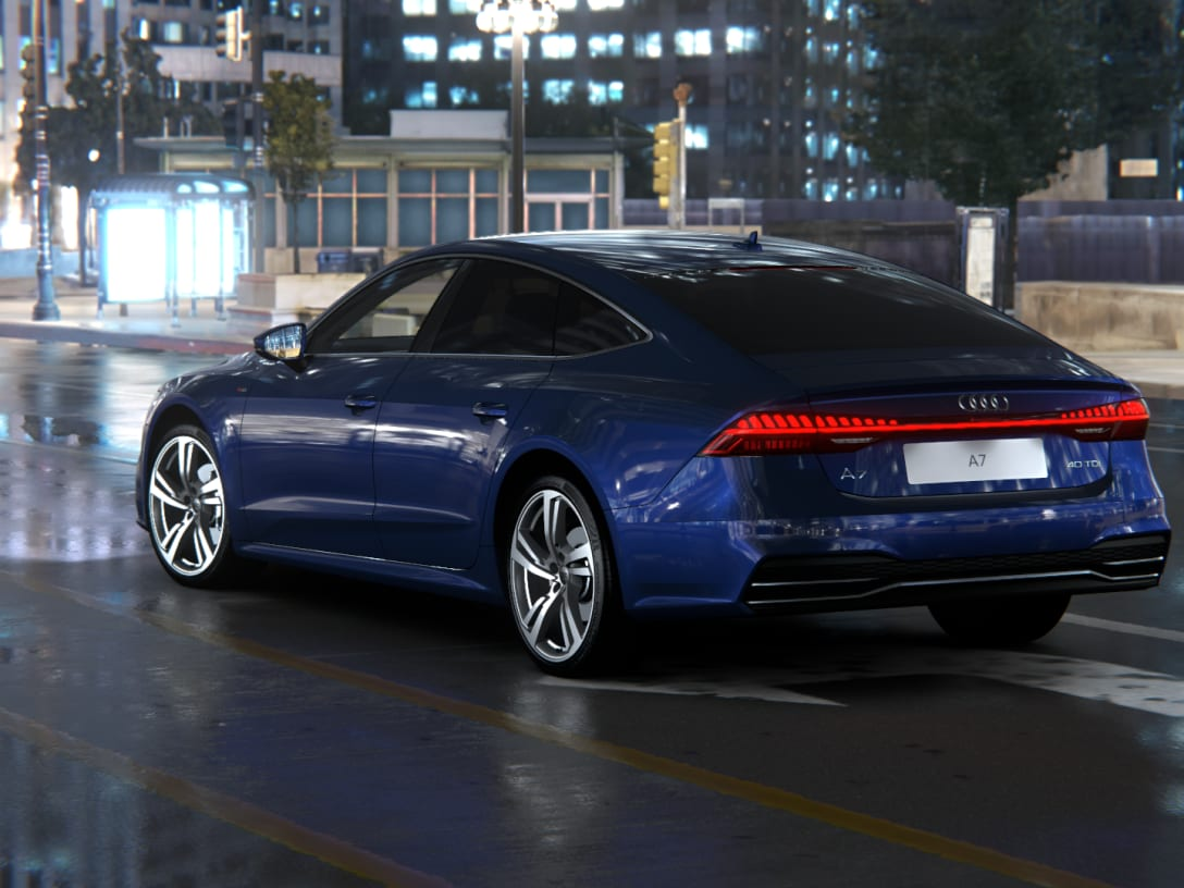 Ex Demo Nearly New Audi A7 For Sale