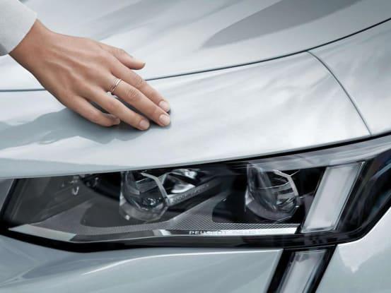 Peugeot 508 Headlights