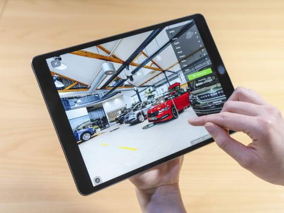 ŠKODA AUTO launches virtual showroom as pilot project