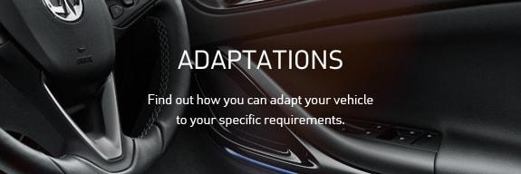 Vauxhall Adaptations