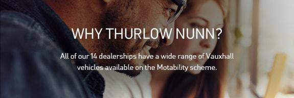 Why Choose Thurlow Nunn