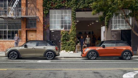 Love Your Old & New MINI